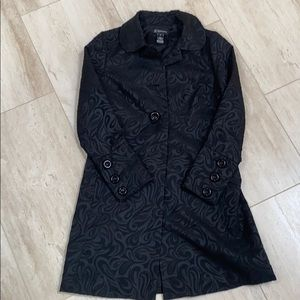 INC size Small trench coat